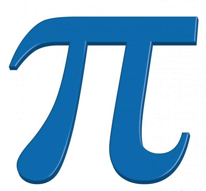 Pi (3.1415926…)